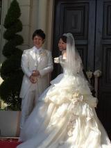 若旦那の日記(大事な社員の結婚式)